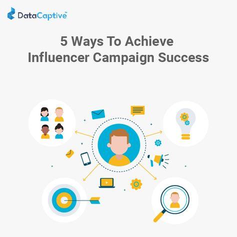 5 Ways To Achieve Influencer Campaign Success
