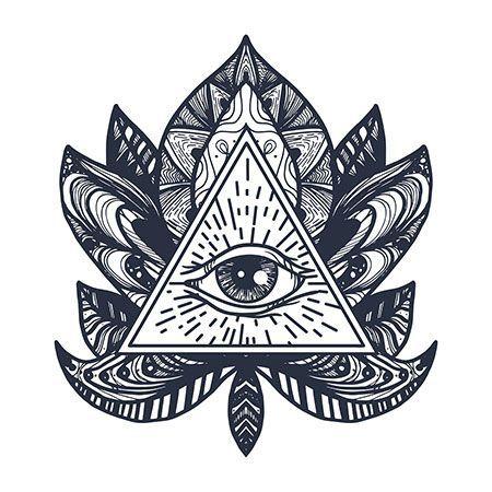 Simbolo Y Significado Del Tatuaje Ojo De La Providencia Tatuajes De Ojo Egipcios Ojo De Horus Tatuaje Tatuaje Del Ojo De Ra