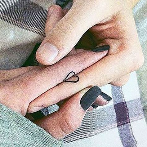 Minimalist Tattoos For His & Hers: Tattoo Ideas & Photos From Instagram | Glamour UK