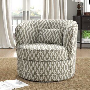 Swivel Chairs For Living Room Ovalmag Com In 2020 Swivel Barrel Chair Barrel Chair Swivel Chair Living Room