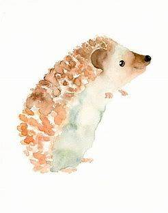 Image Result For Easy Watercolor Paintings Animals Animal