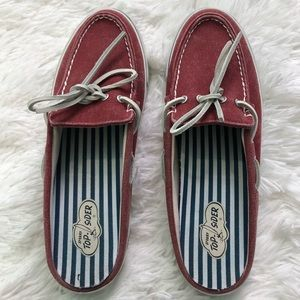 Sperry   Top Sider Mule Boat Shoes 9M