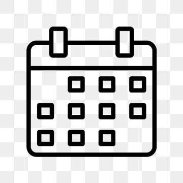 ناقلات أيقونة التقويم التقويم المرسومة جدول رموز التقويم Png والمتجهات للتحميل مجانا Calendar Icon Calendar Vector Calendar Clipart