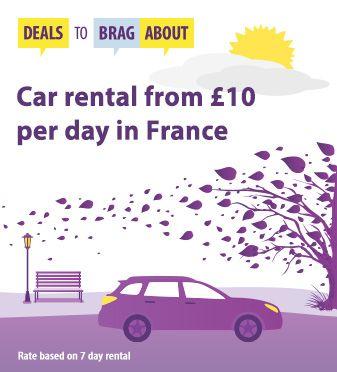 Deals To Brag About Car Rental Car Hire Rental