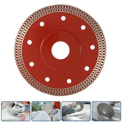 Details About 4 5 Super Thin Diamond Saw Blade Ceramic Porcelain Tile Marble Stone Us Us In 2020 Porcelain Tile Marble Quartz Saw Blade