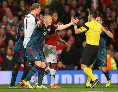 Manchester United v FC Bayern Muenchen