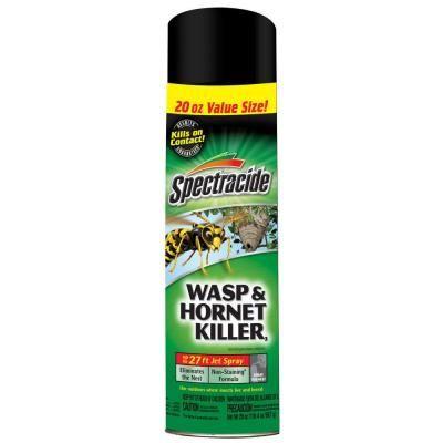 20 oz. Wasp and Hornet Aerosol Spray Killer -- $0.98  PU at Home Depot #LavaHot http://www.lavahotdeals.com/us/cheap/20-oz-wasp-hornet-aerosol-spray-killer-0/94219