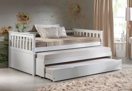 Cominia Collection 39080set 2 Pc Bedroom Set With Twin Size Daybed