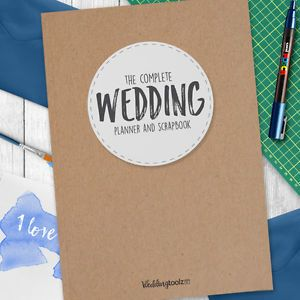 Wedding Planning Journal THE Complete Planner Book