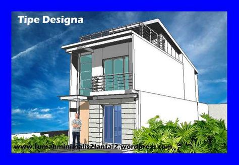 71 Gambar Rumah 2 Lantai Terbuka Gratis Terbaru