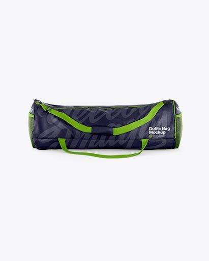 Download Download Duffle Bag Front View Bag Mockup Bags Clothing Mockup