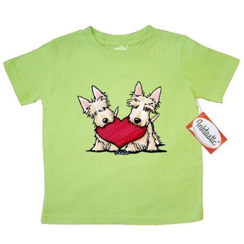 KiniArt inktastic Corgi Puppy Toddler T-Shirt