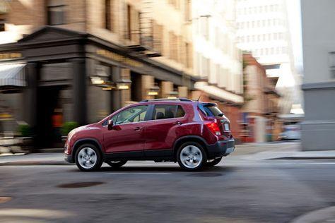 Chevrolet Tracker Ya Tiene Precio En Argentina Desde 139 900