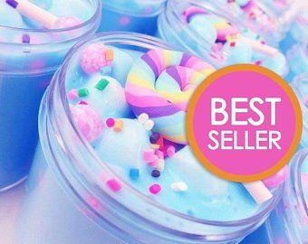 Scented Watermelon Butter Slime w//Charm Popular Daiso Clay /& Extras Made in USA