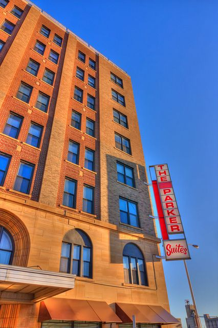 The Parker Suites Building Minot North Dakota My Home State