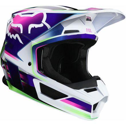 Fox Racing 2020 V1 Helmet Gama Motosport In 2020 Helmet Fox