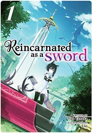 Epub Reincarnated As A Sword Light Novel Vol 1 Author Yuu