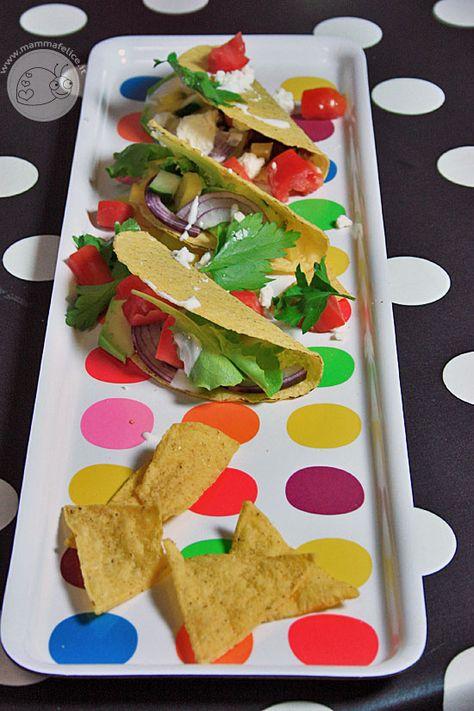 La Ricetta dei Tacos Messicani