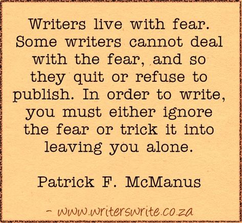 Quotable – Patrick F. McManus