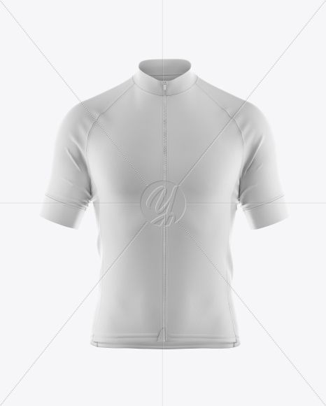 Cycling Jersey Mockup In Apparel Mockups On Yellow Images Object Mockups Clothing Mockup Design Mockup Free Shirt Mockup
