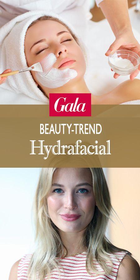 Beauty Trend Hydrafacial In Hamburg Faltenentferner Beauty