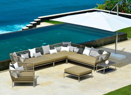 Poseidon daybed right. 92 best furniture  outdoor images on Pinterest   Outdoor furniture