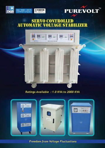 Servo Voltage Stabilizrt Stability Voltage Regulator Control