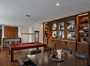 One West End Nyc I Design By Jeffrey Beers International Jbi I