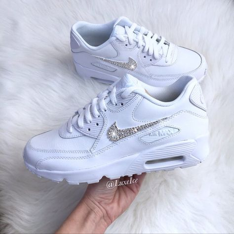 Women Nike Air Max 90 Womens Premium Running Shoes