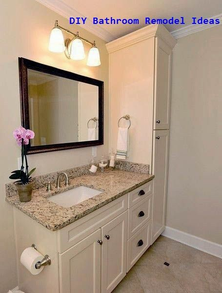 15 Incredible Diy Ideas For Bathroom Makeover Design De Casas De