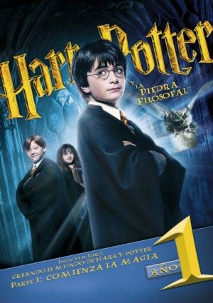 Harry Potter And The Philosopher S Stone Hollywood Movie Hindi