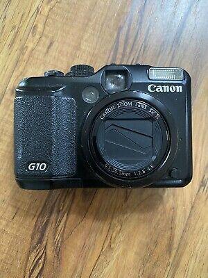 Canon Powershot G10 Compact Digital Camera Body From Japan Digital Camera Buying Camera Compact Digital Camera