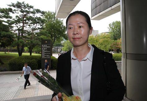 권은희 과장이 7.30 보궐 선거 광주 광산을에 출마.