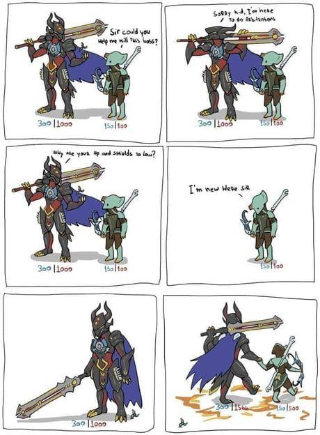 Comic 10 Photos Funny Memes Funny Art Warframe Art Funny Games
