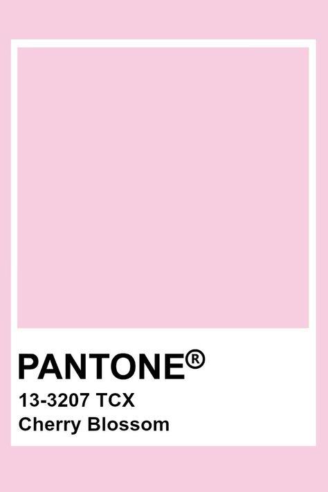 Pantone Cherry Blossom