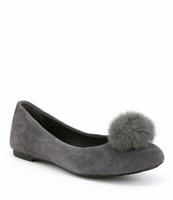 michael kors remi fur and suede sandal