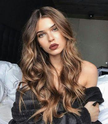 En Guzel Sac Renkleri Ve Modelleri 2019 Modern Kadin Brown