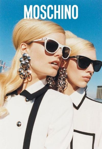 37cf002d907 Moschino Spring Summer 2013 Campaign