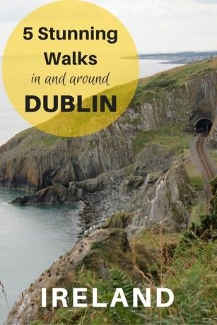 5 Stunning Walks Around Dublin