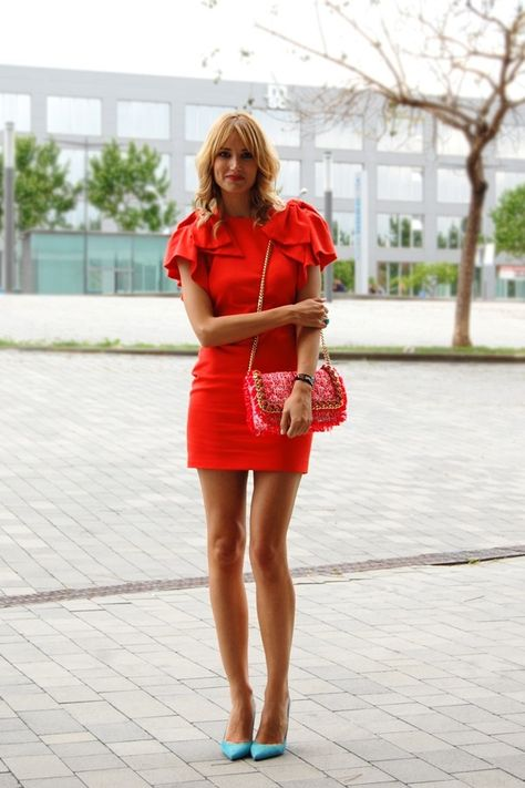Street style by Alba Carrillo