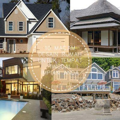 Arsitek Yogyakarta Macam Macam Desain Rumah Untuk Hunian Idaman Anda Home Fashion Desain Rumah Rumah