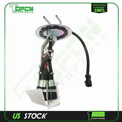 Fuel Pump and Sender Assembly Spectra SP06A3H