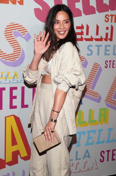 Olivia Munn attends Stella McCartney's Autumn 2018 Collection Launch.