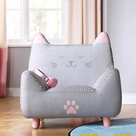 Wayerty Kinder Sofa Kindersessel Cartoon Madchen Prinzessin Mobel Sitz Kleines Sofa Single Mini Kind Couch Schlafzimmer Kinder Sofa Kindercouch Kinder Sessel