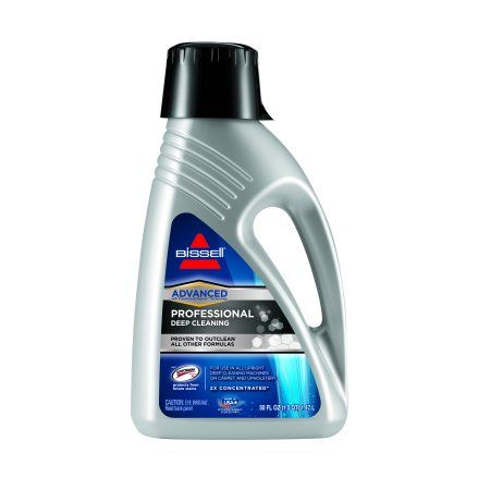Bissell Advanced Pro Max Clean Protect Deep Cleaning Carpet Formula 50 Oz 70e1 Walmart Com Carpet Washers Carpet Cleaner Solution Cleaning