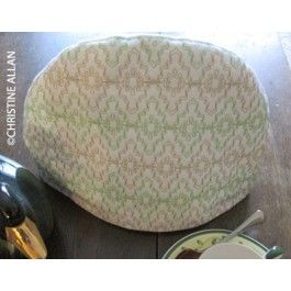 Victorian Christmas Lace Tea Cozy Another new pattern