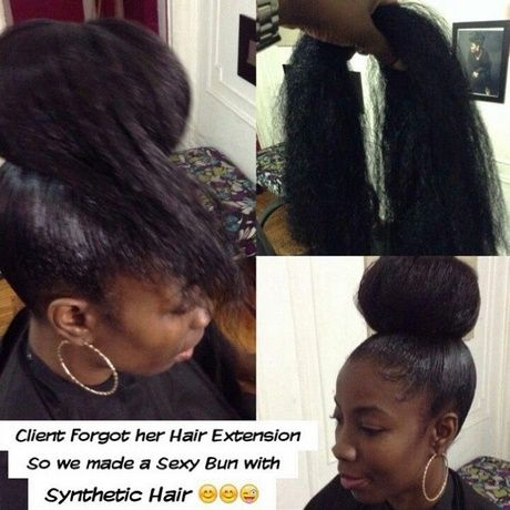 49+ Braided bun updo with weave ideas in 2021