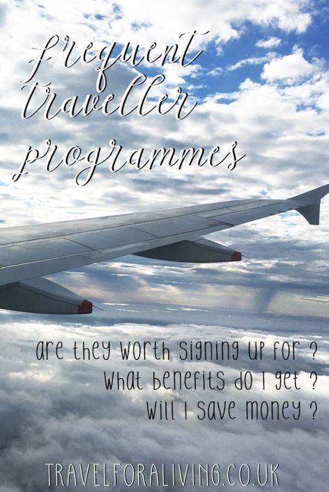 Are frequent traveller programmes really worth it? - Travel for a Living