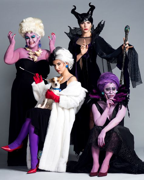 These Women Got Transformed Into Disney Villains And The