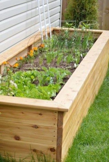 42 Creative Diy Flower Bed For Front Yard And Backyard Diy